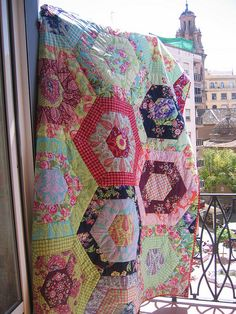 amy butler love sexy hexy quilt - Google Search