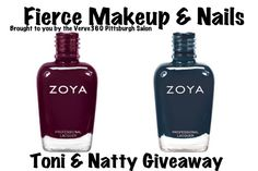 Fierce Makeup and Nails: Zoya Giveaway!!!!!!