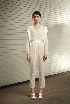 Rachel Comey Spring 2015 Ready-to-Wear - Collection - Gallery - Look 1 - Style.com