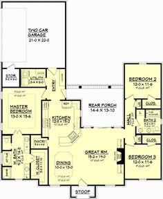 #655559 - Smithfield : House Plans, Floor Plans, Home Plans, Plan It at HousePlanIt.com