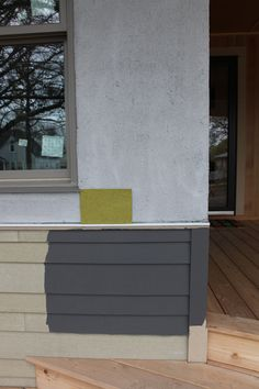 1000 images about house paint colors on pinterest benjamin moore white trim and perfect dark for Kendall charcoal exterior paint