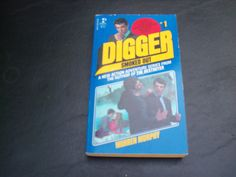Digger Smoked Out by Stephsusedbooks on Etsy