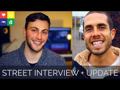 James Aspey Street Interview + UPDATE (what I've been up to) - YouTube