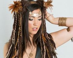 Headdress tribal fusion