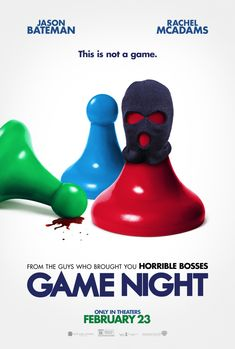 Game Night Movie Poster 3