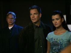 Gibbs, Tony and Ziva