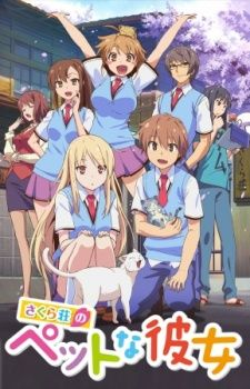Sakurasou no Pet na Kanojo. I feel like this show has no business being as good as it is.