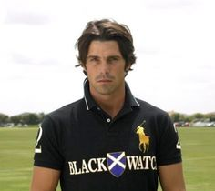 Nacho Figueras, Argentine polo player and Ralph Lauren model