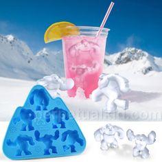 Yeti ice cube tray