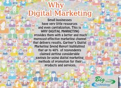 #Smallbusinesses have very little resources and even capitalization. This is why #DigitalMarketing provides them with a better and much morecost-effective #marketing channel that delivers results. Gartner's Digital Marketing Spend #Report highlighted that up to 40% of respondents claimed getting considerable savings by using digital marketing methods of promotion for their #products and #services. #OnlineMarketing #DigitalMarketing #entrepreneur #SEO #cctv