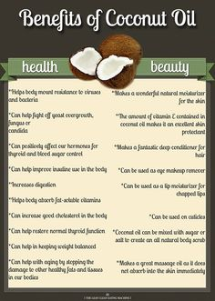 Coconut Oil - Whats so good about Coconut Oil? 9 Reasons to Use Coconut Oil Daily Coconut Oil Will Set You Free — and Improve Your Health!Coconut Oil Fuels Your Metabolism! Yeast Overgrowth, Beauty Hacks For Teens, Calendula Benefits, Coconut Health Benefits, Coconut Oil Pills Benefits, Benefits Of Coconut Water, Fruit Benefits, Cookies Et Biscuits, Natural Cures