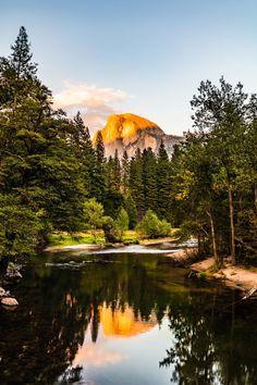 Yosemite National Park  - HouseBeautiful.com