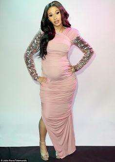 Cardi B.. #stylethebump #chicbump #dressingthebump