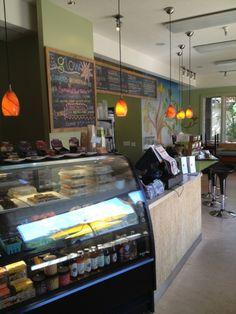 VEGAN DINING Ketchum, ID: raw vegan cafe