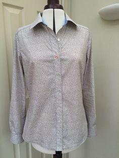 New Look 6232 Hand Made Shirt