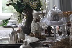 Easter table. By Iwona Mierowska, I.M. Decorations