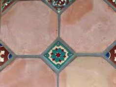 Photos ideas for using Saltillo and Mexican tile flooring in your home