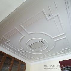 Simple Ceiling Design, House Ceiling Design, Ceiling Design Living Room, Bedroom False Ceiling Design, House Design, Bedroom Pop Design, Home Room Design, Wall Design, Pop Design For Roof