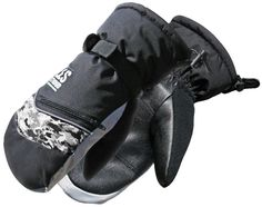Bob Dale Les Stroud™ Ski Mitt w/Heat Pack Lined Thinsulate™ Size XL (Pack of Adult Unisex, Black Tap Shoes, Dance Shoes, Heat Pack, Product Offering, Skiing, Bob, Take That, Packing, Walmart