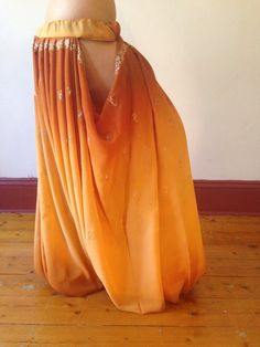 Cutout pantaloons for Tribal Fusion Bellydance by Nymphaea Bellydance