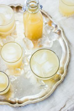 Ginger tea recipes, Ginger tea and Tea recipes on Pinterest