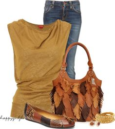 """Carlos Santana Bag #3"" by happygirljlc on Polyvore..not diggin the purse though....."