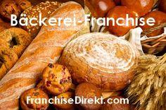 Täglich frisches Brot und leckere Brötchen aus Ihrer eigenen Bäckerei? Kein Problem mit dem passenden #Bäckerei-Franchise: http://www.franchisedirekt.com/backereifranchise/139