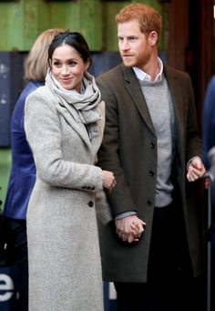 Bell Sleeves and a Killer Coat (That Sold Out In An Hour!): How to Get Meghan's London Look