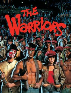 The Warriors  Video Game. - By Rockstar, the same designers of the Grand Theft Auto series, The Warriors game is a PS2 title based on the 1979 movie.