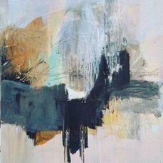 contemporary abstract art - Instagram @eva_alessandria