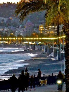 Välimeren parasta kaupunki- ja rantalomaa löytyy Nizzasta!