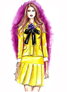 Colors inspiration| Giallo | http://www.theglampepper.com/2016/03/08/colors-inspiration-yellow/
