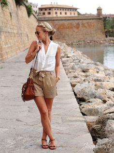 Mallorca Outfit – Sandy Shades