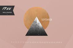 Free Wallpaper, Wallpaper, Bildschirmhintergrund, iPad, iPhone, Freebie, Download, Free Download, September, Kalender, Calendar, Desktop