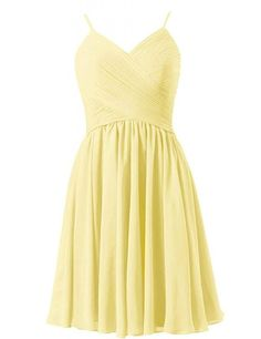 Cdress Strapless Sweetheart Short Chiffon Bridesmaid Dresses Prom Party Gowns * New and awesome product awaits you, Read it now  : Bridesmaid Dresses