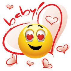It's so romantic to send a sweet message filled with our lovable emoticons and smileys.