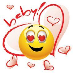 Emoticon Baby Love
