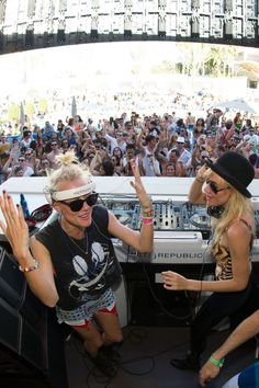 NERVO at Wet Republic <3