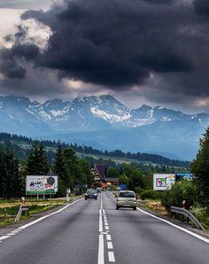 Droga do Zakopanego -zakopianka Poland