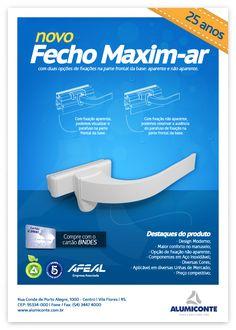 Layout desenvolvido para mail marketing da empresa Alumiconte. Fotografia produzida por Sommo Comunicação.
