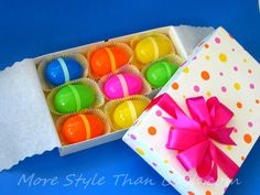 Inexpensive easter gifts and ideas easter inexpensive easter gift box negle Images