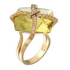 CIJ International Jewellery TRENDS & COLOURS - TRENDS & COLORS: Ring by Vianna
