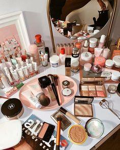 Makeup storage, drugstore makeup, sephora makeup, beauty makeup, makeup g. Concealer, Bronzer, Makeup Storage, Makeup Organization, Storage Organization, Storage Ideas, Skin Makeup, Beauty Makeup, Makeup Vanities