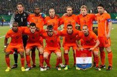 Nederlands elftal, Dutch National team