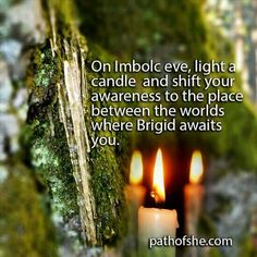 An Imbolc Tale: Brigid & the Making of Vows - Path of She Imbolc Ritual, Beltane, Samhain, Fire Festival, Festival Lights, Pagan Festivals, St Brigid, Season Of The Witch, Groundhog Day