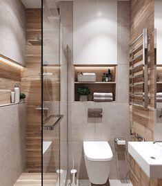 WC & Badezimmer Renovierung - Koupelny - # Renovierung - home design - Small Bathroom Colors, Modern Bathroom Design, Bathroom Interior Design, Bathroom Designs, Toilet And Bathroom Design, Toilet Design, Interior Livingroom, Interior Modern, Interior Paint