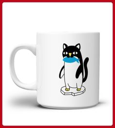 Penguin Cat Mug - Pinguin shirts (*Partner-Link)