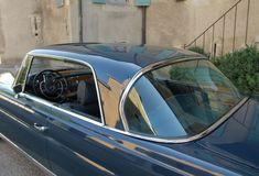 La Mercedes 280 SE 3.5 V8 coupé / cabriolet