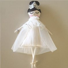 Bespoke Dolls available in my Etsy shop