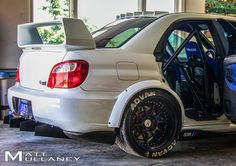 Those wheels are rockin' it!!